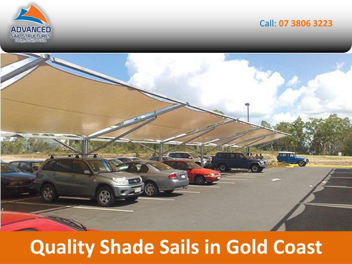 quality shade sails in gold coast n.