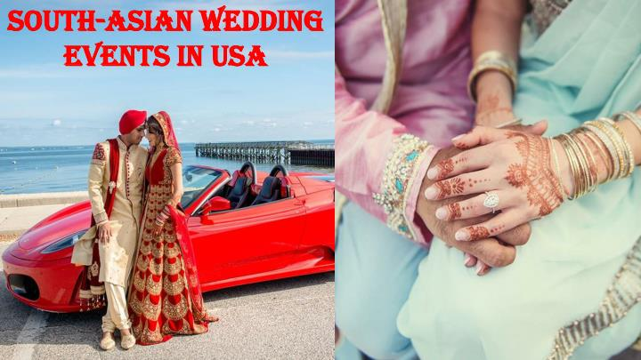south asian wedding events in usa n.