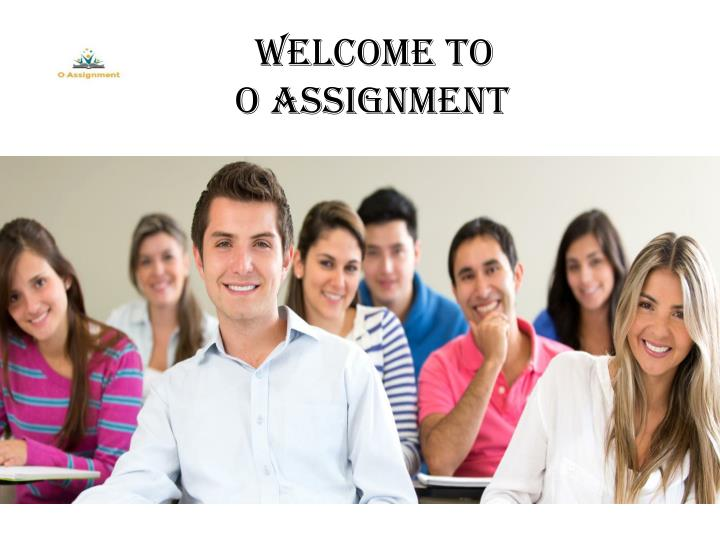 welcome to o assignment n.