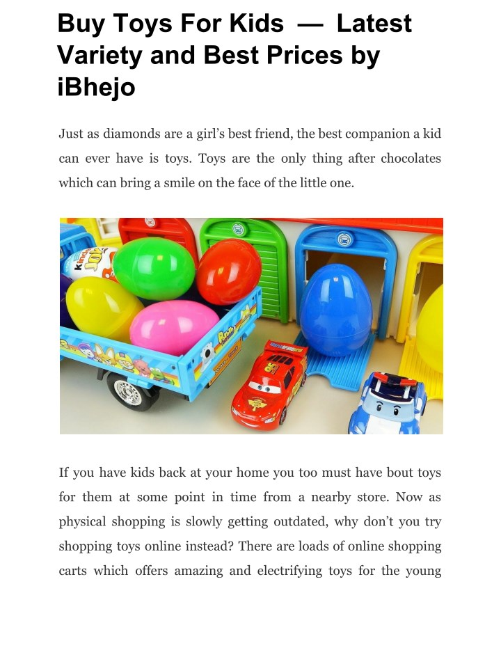 buy toys for kids latest variety and best prices n.