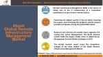 market dynamics remote infrastructure management