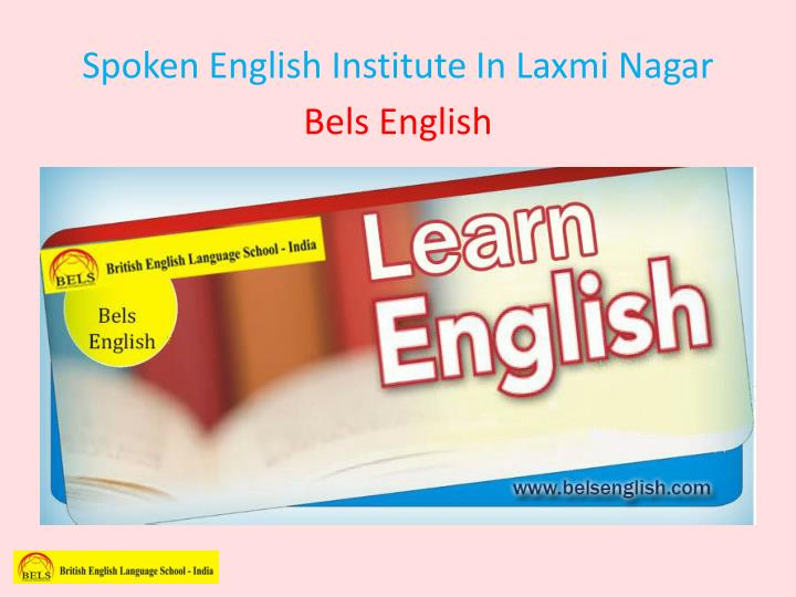 spoken english institute in laxmi nagar n.