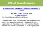 bus 660 successful learning 7