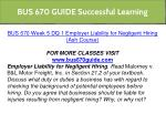 bus 670 guide successful learning 13