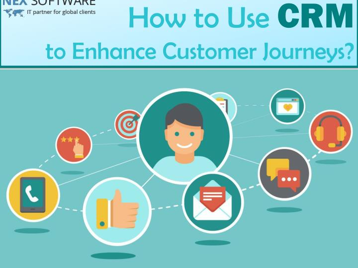 how to use crm to enhance customer journeys n.