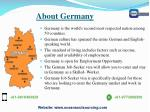 about germany