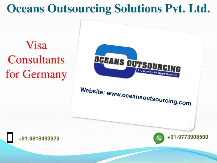 oceans outsourcing solutions pvt ltd n.