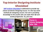 iwp institute ghaziabad is dedicated to provide
