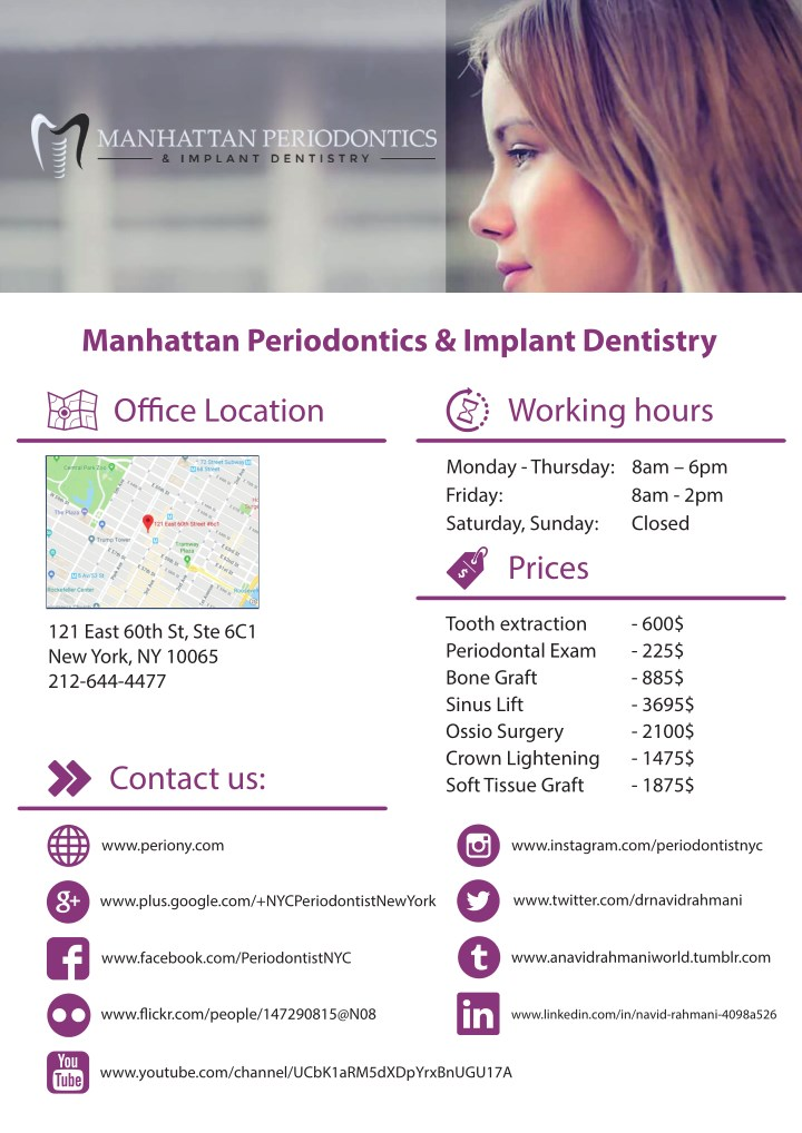 manhattan periodontics implant dentistry n.