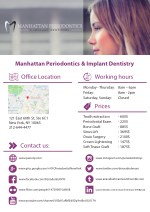 manhattan periodontics implant dentistry