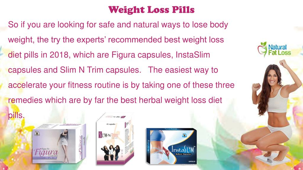 Ppt Best Herbal Weight Loss Diet Pills For Women To Lose