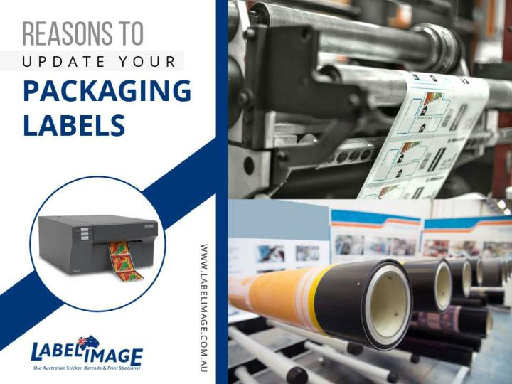 reasons to update your packaging labels n.