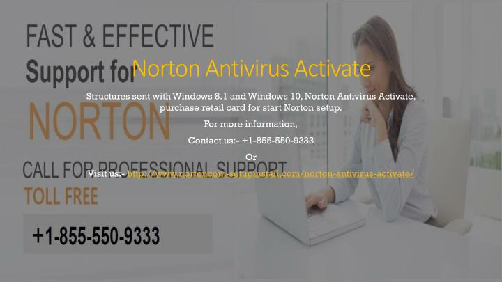 norton antivirus activate n.