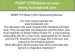 mgmt 570edution on your terms tutorialrank com 14