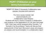 mgmt 570edution on your terms tutorialrank com 15