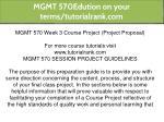 mgmt 570edution on your terms tutorialrank com 9