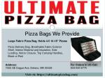 pizza bags we provide