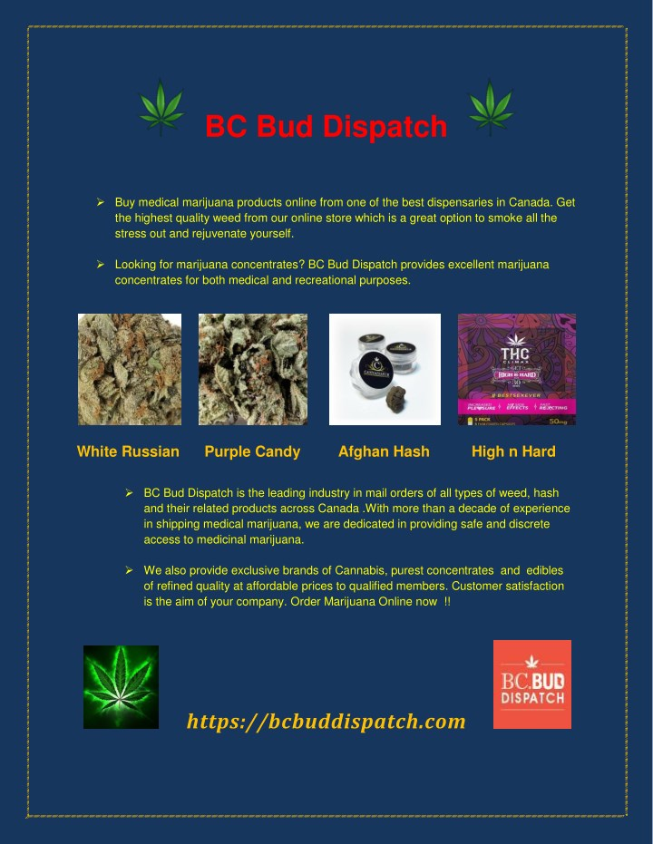 bc bud dispatch n.
