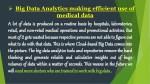 big data analytics making efficient