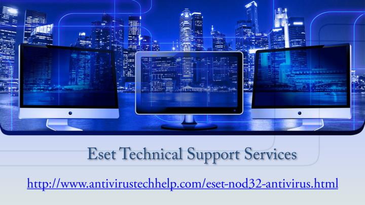 eset technical support services n.