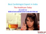 best cardiologist expert in india 2