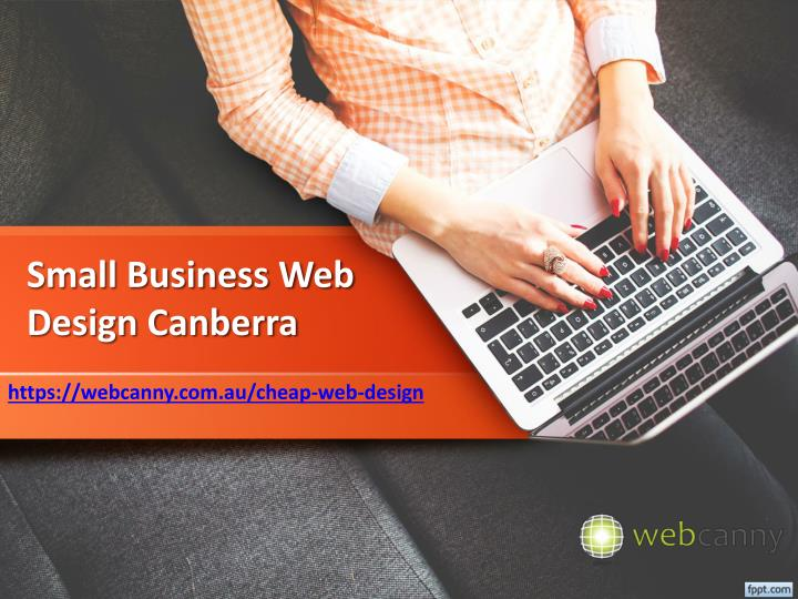 small business web design canberra n.