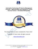 information technology it service management