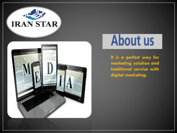 it is a perfect way for marketing solution n.