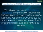 testcollection us 200 125 questions and answer