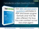 testcollection us exam questions formats