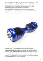 3 features list the features the hoverboard would