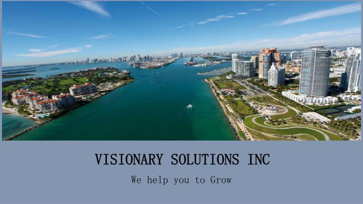 visionary solutions inc n.
