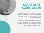 start anti aging soon
