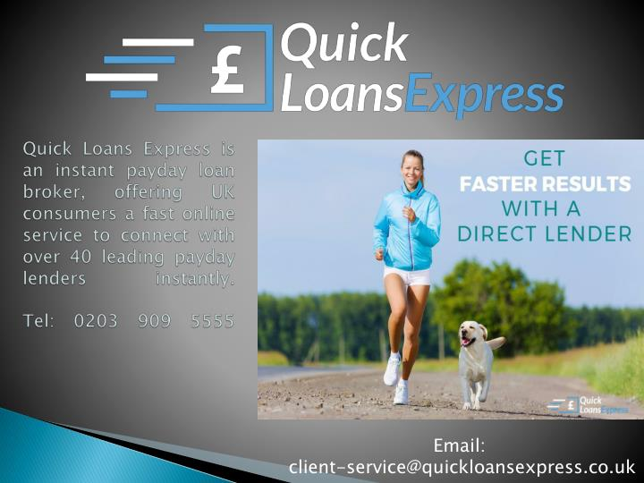 quick loans express is an instant payday loan n.