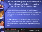 the project management professional pmp the most 1