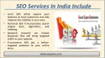 seo services in india include
