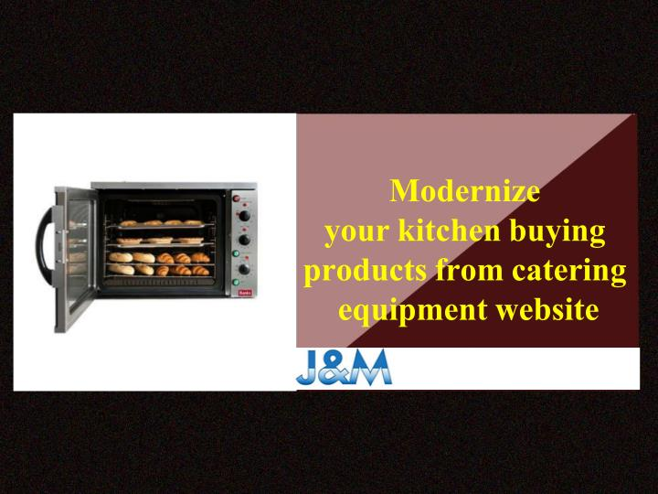 modernize your kitchen buying products from n.