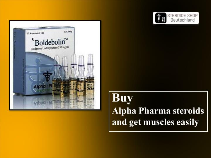 buy alpha pharma steroids and get muscles easily n.