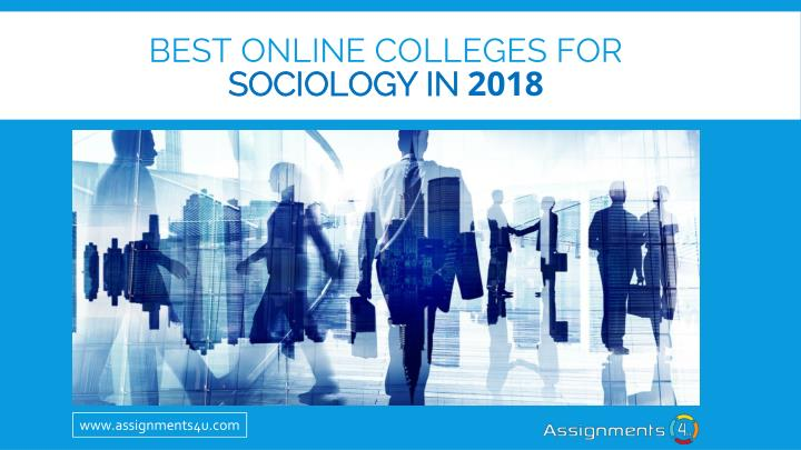 best online colleges for sociology in 2018 n.