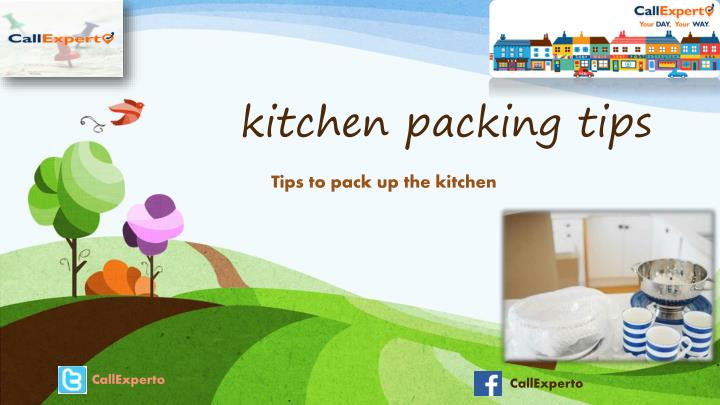 kitchen packing tips n.