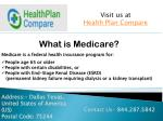 visit us at health plan compare 2