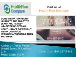 visit us at health plan compare 4