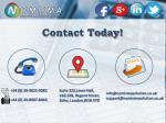 contact today