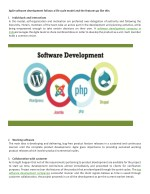 agile software development follows a life cycle