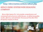 http devcreation website about php