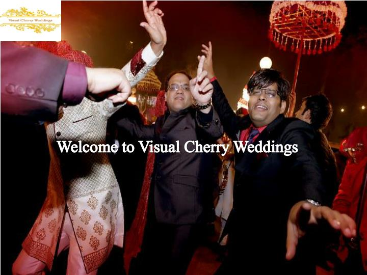 welcome to visual cherry weddings n.