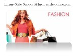 luxurystyle support@luxurystyle online com