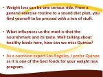 weight loss can be one serious ride from
