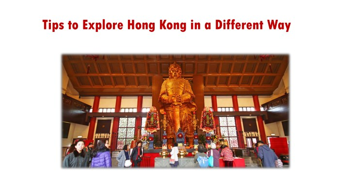 tips to explore hong kong in a different way n.