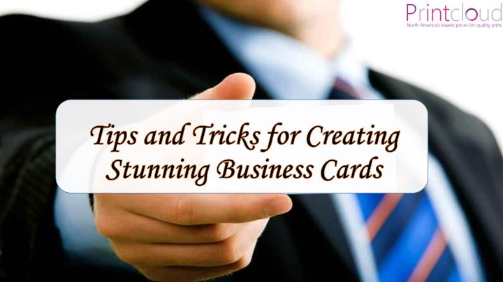 tips and tricks for creating stunning business cards n.